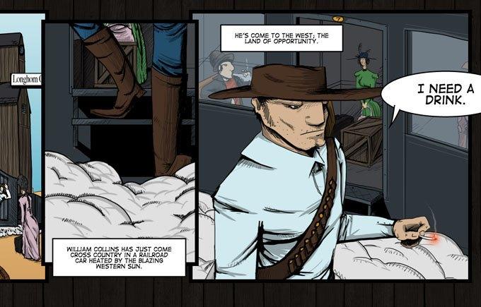 7 интерактивных комиксов, которые нужно прочитать прямо сейчас. Изображение № 3.