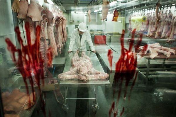 В Лондоне открылся магазин, торгующий «человеческим» мясом. Изображение № 3.