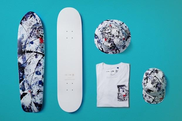 Марка DeMarcoLab и художник Роберт Чен выпустили коллекцию одежды Winter in Moscow. Изображение № 1.