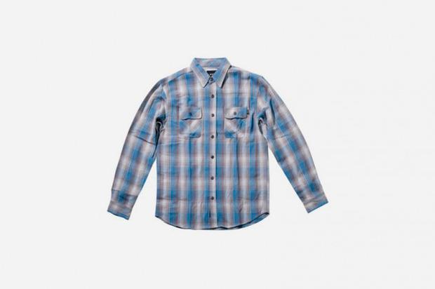 Марка Huf выпустила вторую часть осенней коллекции одежды. Изображение № 2.