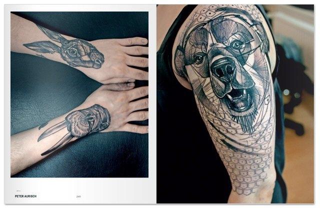 Черным по белому: 10 книг о татуировках. Изображение № 3.