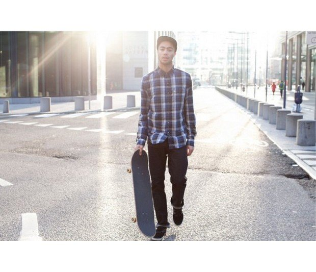Марка Levi's Streetwear представила весеннюю коллекцию одежды. Изображение № 10.