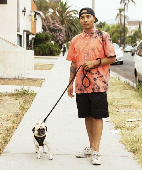 Марка Stussy выпустила коллекцию одежды, раскрашенной в стиле тай-дай. Изображение № 3.