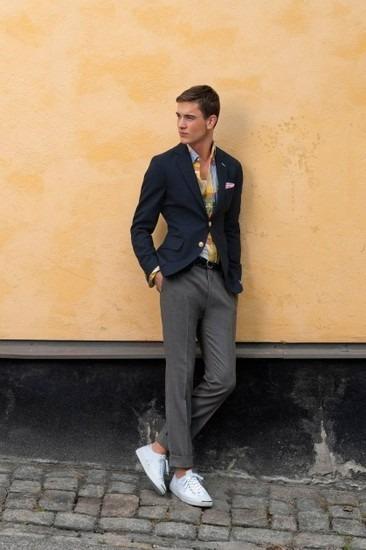 Марка Gant Rugger представила лукбук весенней коллекции одежды. Изображение № 8.