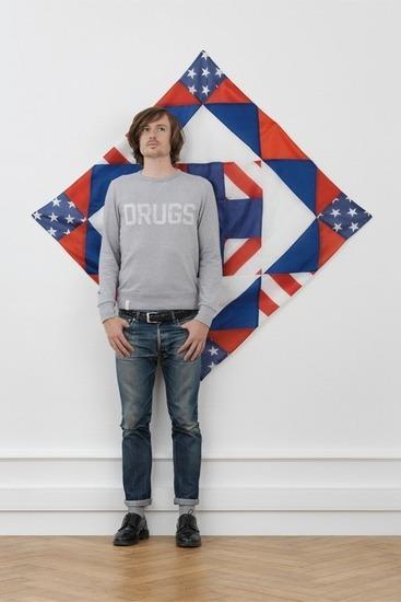 Французская марка Sixpack представила осенний лукбук. Изображение № 5.