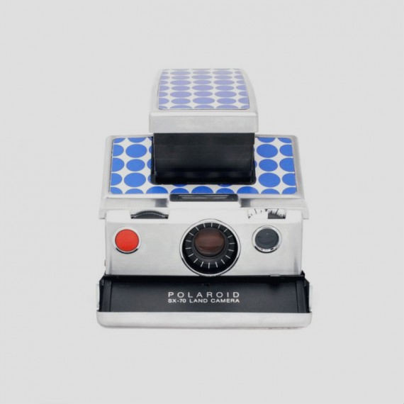 Новая модель фотоаппарата Polaroid. Изображение № 5.
