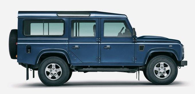 Гид по внедорожнику Defender, британскому автомобилю с суровым характером. Изображение № 5.