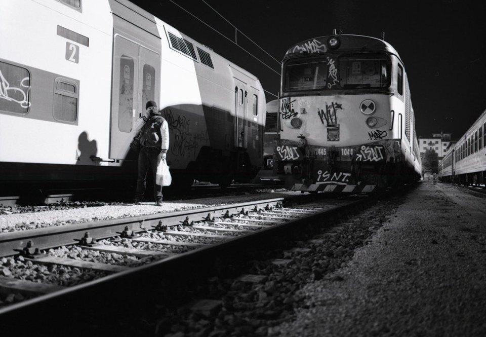 8 знаменитых фотографов, исследовавших мир граффити. Изображение № 19.