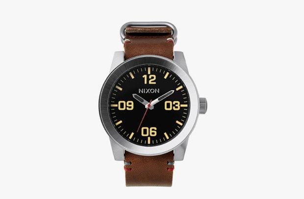 Марка Nixon выпустила новую коллекцию часов. Изображение № 5.