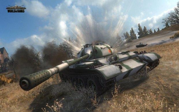 Белорусская милиция раскрыла кражу виртуального танка. Изображение № 1.