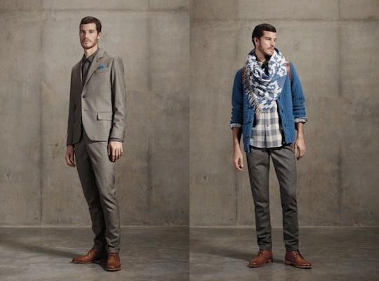 Марка Pendleton выпустила осеннюю коллекцию одежды. Изображение № 5.