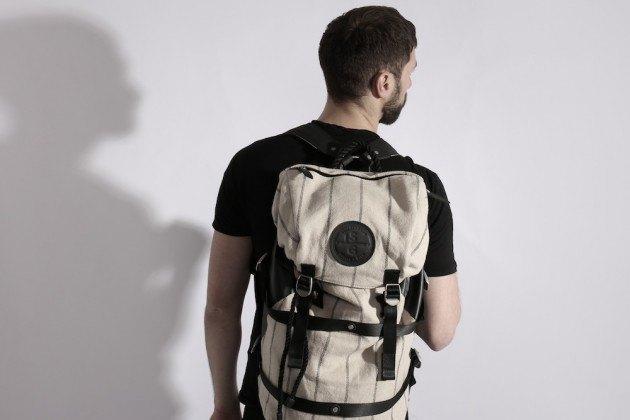 Марка Stighlorgan опубликовала лукбук весенней коллекции сумок. Изображение № 1.