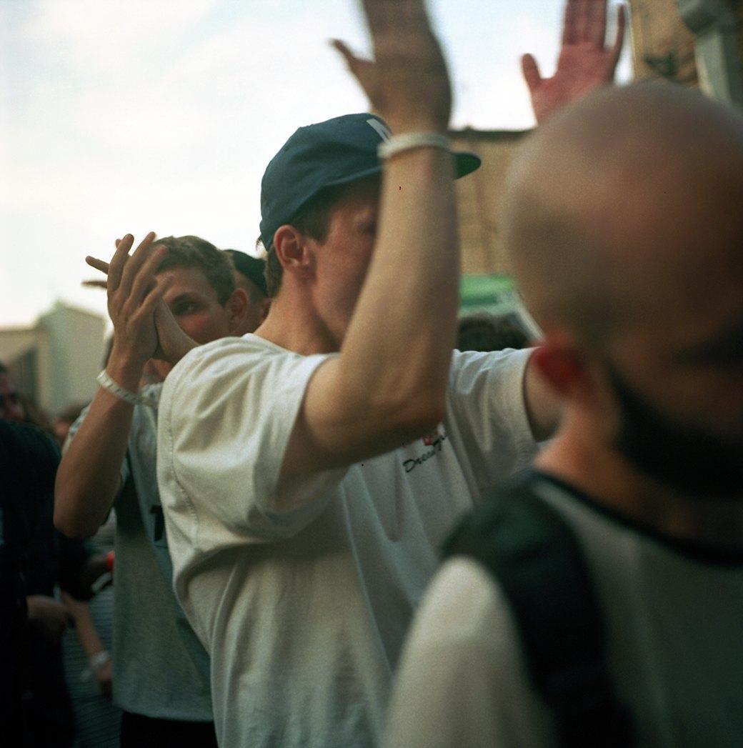 Фоторепортаж: Фестиваль «Боль» . Изображение № 22.