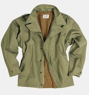 Красота по-американски: История и особенности куртки M-65. Изображение № 2.