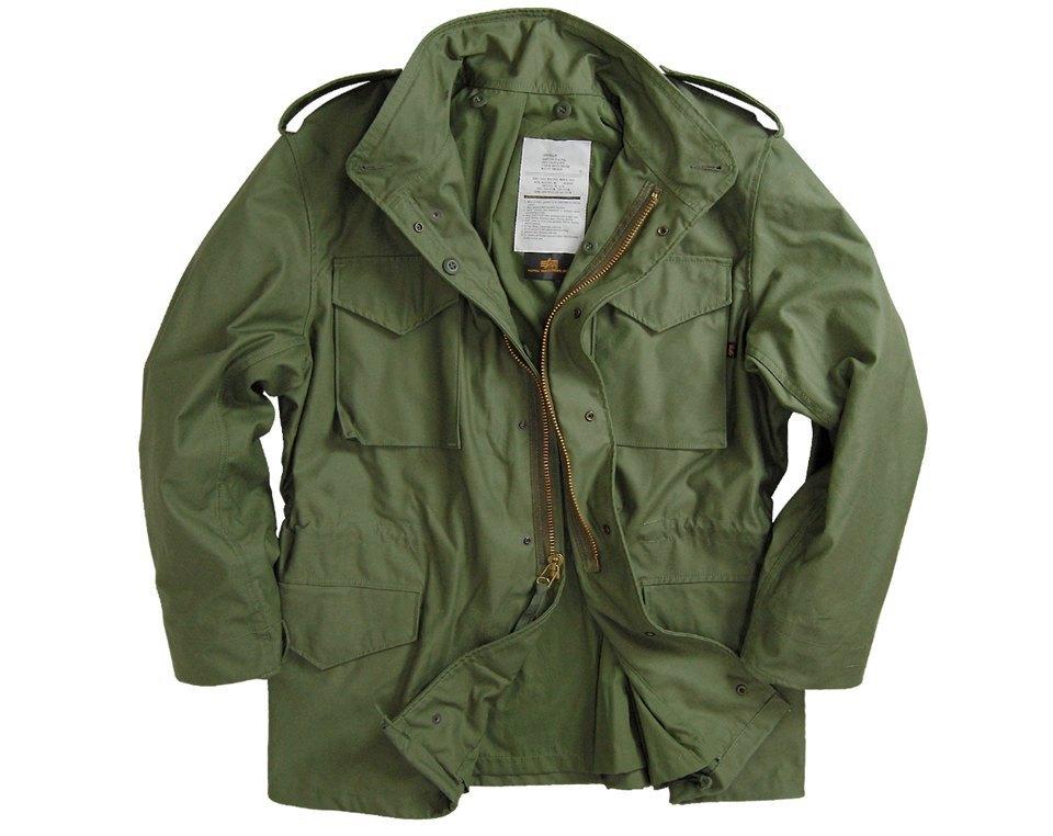 Красота по-американски: История и особенности куртки M-65. Изображение № 6.