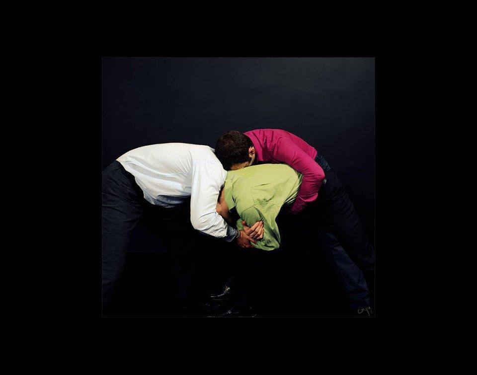 Фотопроект «Регби»: Абсурдность большого спорта глазами Эдуара Леве. Изображение № 9.