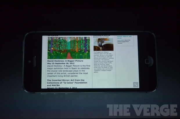 Компания Apple представила iPhone5. Изображение № 8.