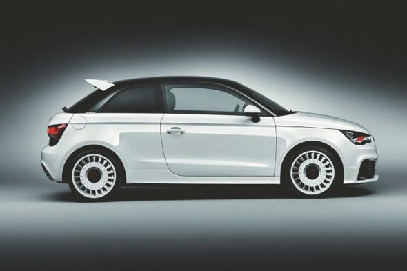 Новый полноприводный AudiA1 Quattro. Изображение № 3.