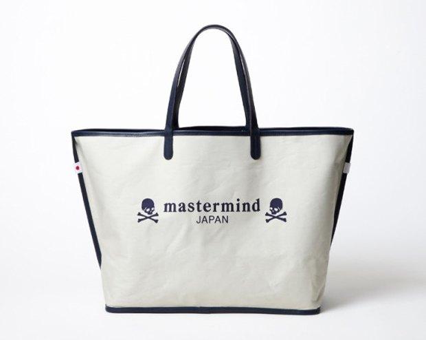 Марки Mastermind Japan и Uniform experiment выпустили капсульную коллекцию одежды. Изображение № 14.