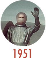 Эволюция инопланетян: 60 портретов пришельцев в кино от «Путешествия на Луну» до «Прометея». Изображение № 6.