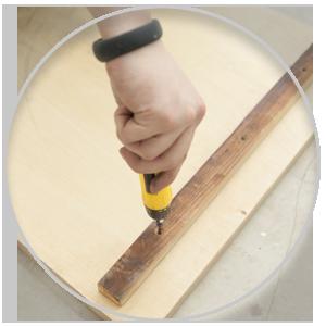 Как сделать деревянное кресло своими руками. Изображение № 13.