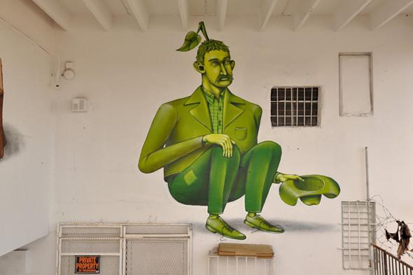 Скетчбук: Участники граффити-дуэта из Киева Interesni Kazki рассказывают о своих лучших работах. Изображение № 42.
