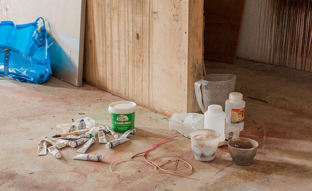 Дом культуры: Молодые московские художники и их мастерские. Изображение № 17.
