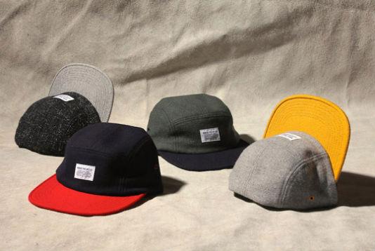 Новая коллекция кепок марки Norse Projects. Изображение № 1.