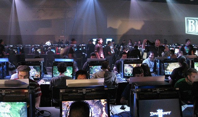 В университете Южной Кореи будут готовить профессиональных геймеров. Изображение № 1.