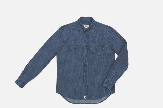 Дизайнер Адам Киммел и марка Carhartt выпустили новую совместную коллекцию одежды. Изображение № 1.