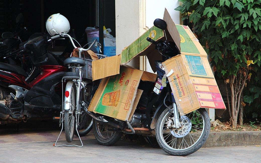 Две девушки и один мотоцикл: Путешествие по Камбодже. Изображение № 4.