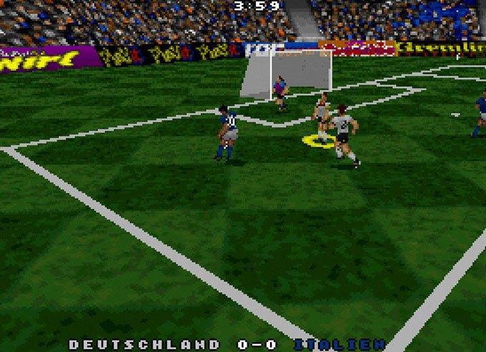 Потрачено: Как эволюционировали футбольные симуляторы. Изображение № 8.