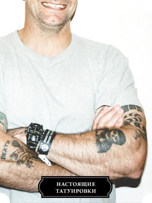 Изображение 36. Знаковое кино: 10 татуированных киногероев.. Изображение №19.