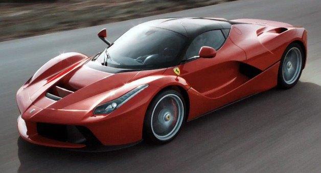 Победителю сезона «Формулы-1» пообещали уникальную гибридную модель LaFerrari. Изображение № 1.