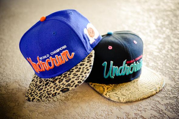 Новая коллекция кепок марки UNDRCRWN. Изображение № 1.