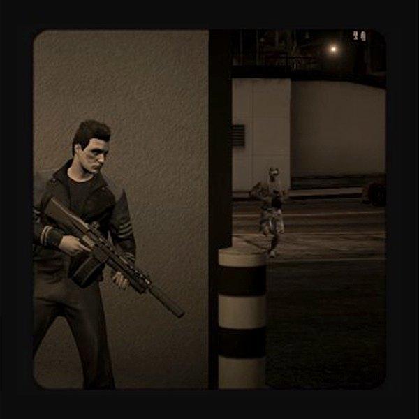 Агентство Media Lense: Фоторепортажи из горячих точек и бандитских районов в GTA V Online. Изображение № 4.