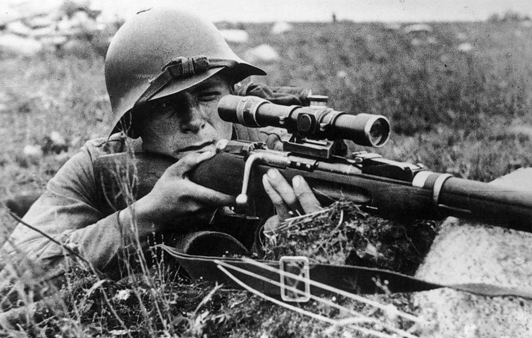 Краткая история снайперов и 6 легендарных стрелков . Изображение № 2.