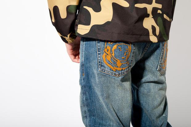 Марка Billionaire Boys Club опубликовала лукбук осенней коллекции одежды. Изображение № 10.