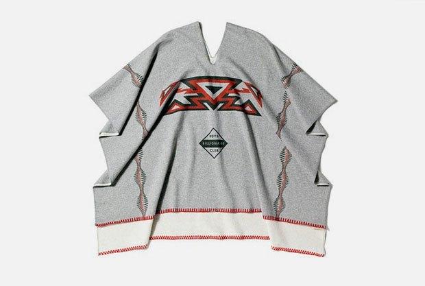 Неочевидный тренд: Как носить мексиканские пончо и серапе, если очень хочется. Изображение № 8.