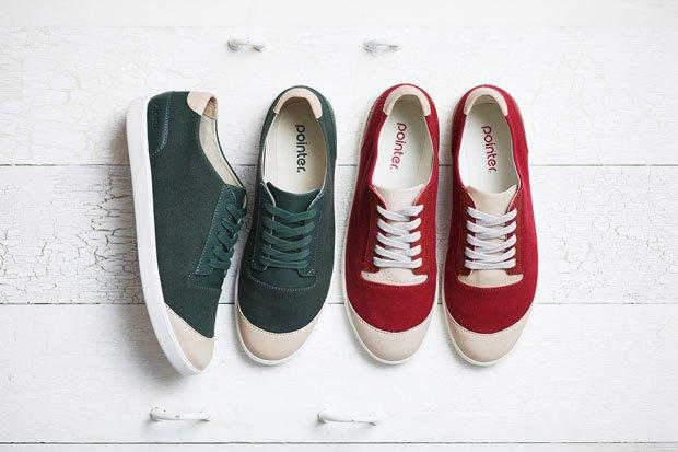 Марка Pointer опубликовала лукбук новой коллекции обуви. Изображение № 5.