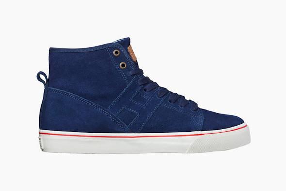 Новая коллекция обуви марки HUF. Изображение № 5.