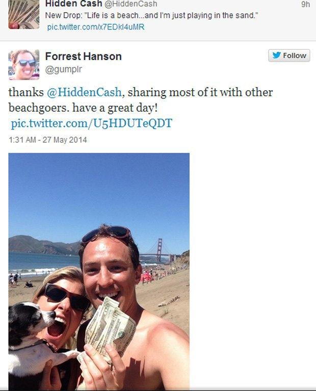 Миллионер в Сан-Франциско устроил конкурс по поиску денег. Изображение № 4.