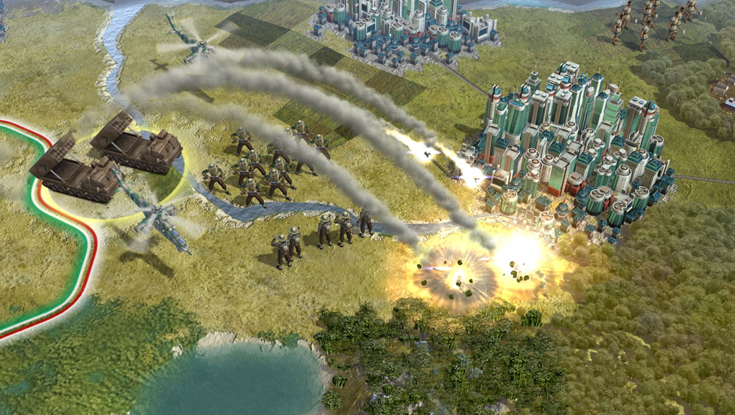 Civilization 5. Изображение № 9.
