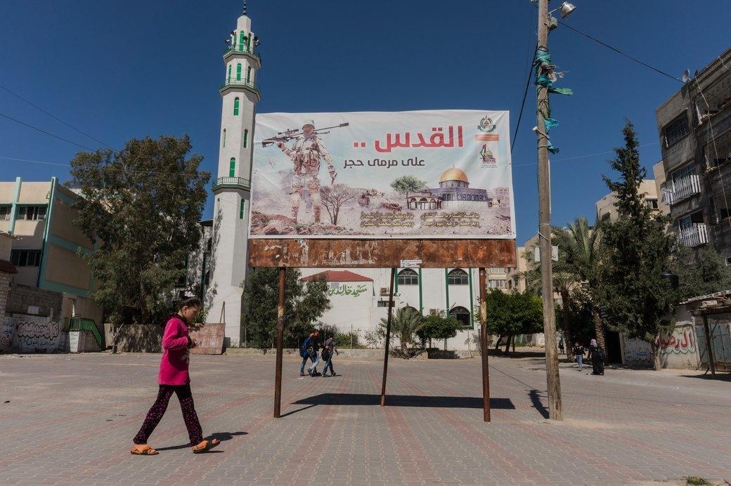 «Самая большая тюрьма в мире»: Путешествие в сектор Газа . Изображение № 13.