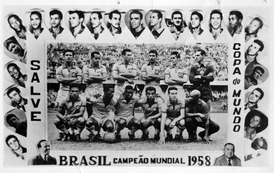 Гарринча: «Великий хромой» бразильского футбола. Изображение № 3.