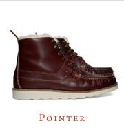 Хайкеры, высокие броги и другие зимние ботинки в интернет-магазинах. Изображение № 26.