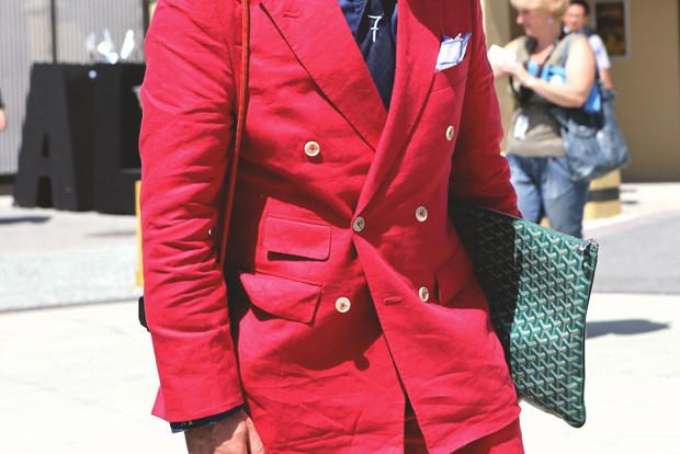Детали: Репортаж с выставки мужской одежды Pitti Uomo. День заключительный. Изображение № 1.