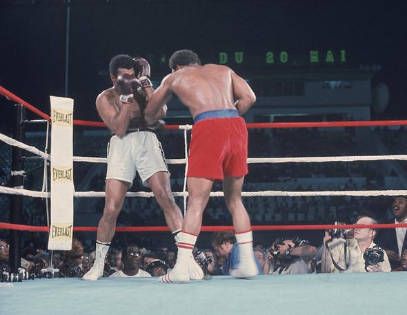 Бой: «Грохот в Джунглях» — Мохаммед Али против Джорджа Формана. Изображение № 4.