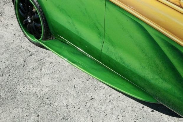 Kia показала пять из восьми «супергеройских» автомобилей. Изображение № 7.