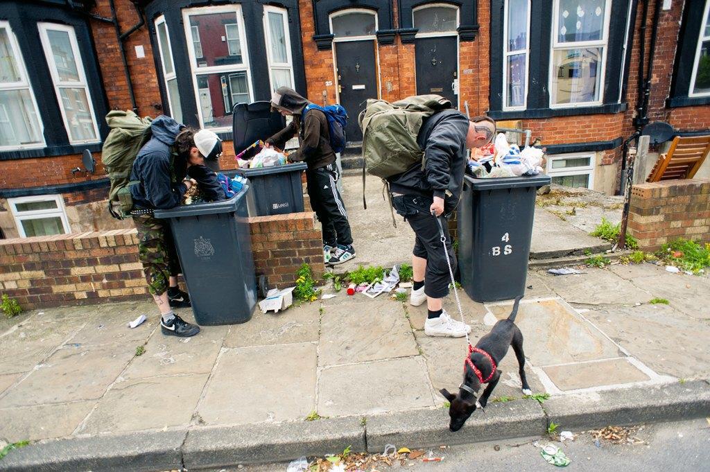 Как британские подростки создают панк-сообщества в заброшенных домах. Изображение № 7.